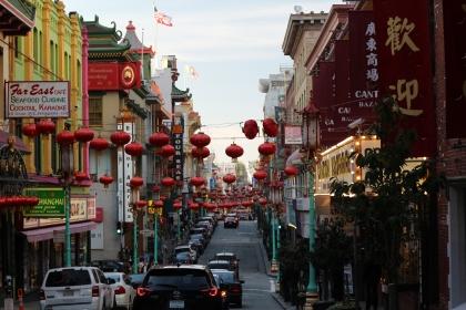 Chinatown Red
