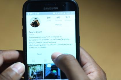 Instagram & Samsung
