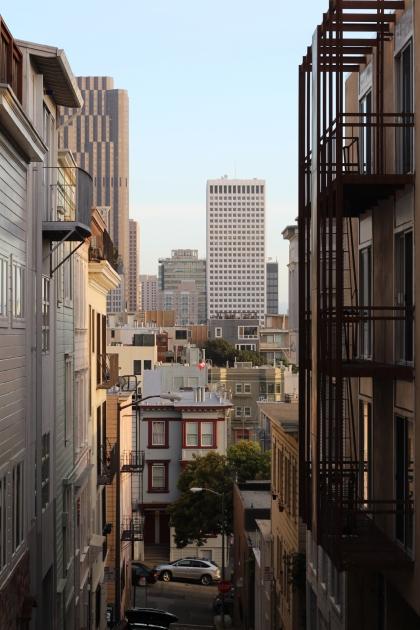 San Francisco Centered
