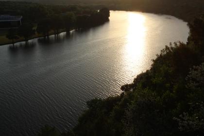 Sun in the Water
